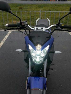 Обучение в автошколе «Сальва» на категорию А (мотоцикл)